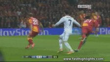 Galatasaray 3-2 Real Madrid - Maç Özeti