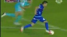 Messi'ye Özendi! Ruben Botta'dan Şık Gol...