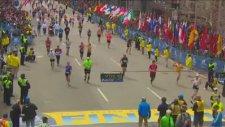 Boston Maratonu saniye saniye patlama anı