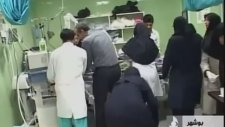 İran'da 8'lik deprem
