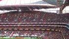 Benfica'nın Maç Öncesi Yaptığı Kartal Şovu
