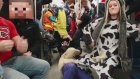 Harlem Shake Montreal Subway