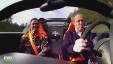 Dünya Hız Rekorunu Kıran Otomobil