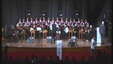 Memurlar Vakfı Elazığ Şubesi Meva Korosu Musiki Konseri 1