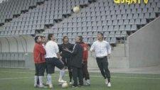 İbrahimoviç Ve Ronaldo