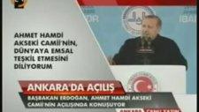 Erdoğan'ın Kısık Sesiyle Okuduğu Şiir