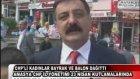 Amasya'da Chp'li Kadınlar Çocuklara Türk Bayrağı ve Balon Dağıttı
