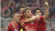 Bayern Münih 4-0 Barcelona (Maç Özeti)