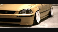 Sweet Color - Honda Civic JDM istanbul