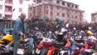 7 bin motosikleti bir arada gördünüz mü