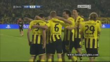 Borussia Dortmund 4-1 Real Madrid - Maç Özeti