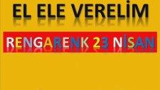 Müzik Dersi : El Ele Verelim - Rengarenk 23 Nisan Çocuk Şarkısı Karaoke