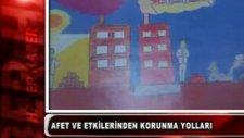 """Öğrencilerin Gözünden """"afetler Ve Etkilerinden Korunma Yolları"""""""