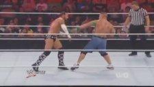 CM Punk vs. John Cena -  WWE Championship Match