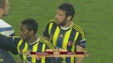 Fenerbahçe 1-0 Benfica (Geniş Özet)