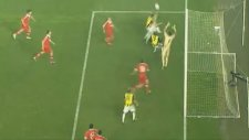 Fenerbahçe 1-0 Benfica (Gol Egemen)