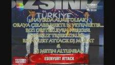 Yetenek Sizsiniz Türkiye.: Dj Metin Altunbaş - Dj Murat Esenyurt Attacak