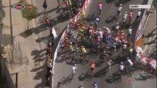 49. Cumhurbaşkanlığı Bisiklet Turu Kazası