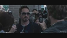 Demir Adam 3 – Iron Man 3 - 2013 – Filmden Sahneler #1