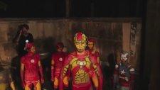 Bu da Tayland'ın Iron Man'i! Rekor kırıyor!