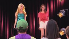 Violetta - Momento Musical : Violetta E Ludmila Cantam ¨ Te Creo ¨