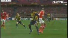 Benfica 3-1 Fenerbahçe - Maç Özeti