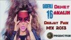 Deejay Faik - Demet Akalın - Giderli Şarkılar Mix