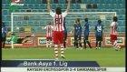 Tek Maçta Müthiş 6 Gol - Bu maç Türkiye'de mi oynandı !