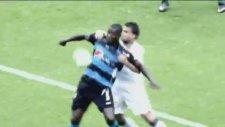 Yatarak gol atan adam: Walter Calderon