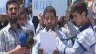 Diyarbakır'da Duman Grubu Protesto Edildi