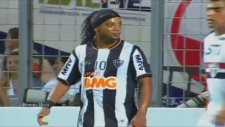Brezilya'da Ronaldinho şov!