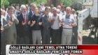 Göllü Bağları Yeni Camii Temel Atma Töreni
