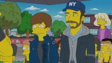 Justin Bieber on The Simpsons