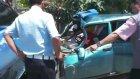 Tekeli'de Trafik Kazası