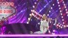 Eurovision'da Lezbiyen Öpücük - Krista Siegfrids