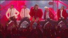 Jennifer Lopez Feat. Pitbull - Live It Up (Canlı Performans)