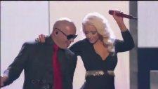 Pitbull Feat. Christina Aguilera - Feel This Moment - Canlı Performans