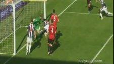 West Bromwich 5-5 Manchester United - Maç Özeti