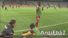 Emmanuel Eboue And Dany Nounkeu Funny