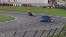 Subaru BRZ'ye karşı Honda CBR600RR
