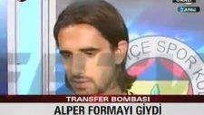 Alper Potuk Fenerbahçe'de !
