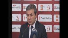 Tolunay Kafkas Muhabiri Azarladı ( Fenerbahçe 1-0 Trabzonspor Türkiye Kupası Finali )