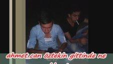 Ahmet Can Öztekin - Gittin De Ne Oldu (Süper Slow)