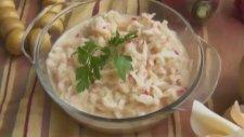 Tahinli Turp Salatası Tarifi