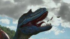 Walking With Dinosaurs 3D Fragman