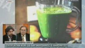 İbrahim Saraçoğlu Maydonoz Limon Suyu Sarımsak Kürü