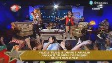 Demet Akalın & Yıldız Tilbe - Hayatı Tespih Yapmışım (Canlı Performans - Yıldız Tilbe Show)