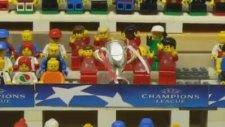 Şampiyonlar Ligi Finalini Legolar Oynadı