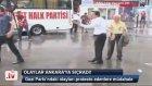 Ankara Da Gezi Parkı Protestosu