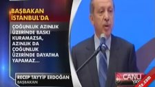 Başbakan Erdoğan'ın Gezi Parkı Olayları ile İlgili Açıklaması